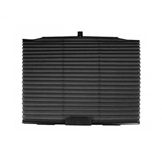 Auto Sun Up Curtain for Cars BLACK - ( Set of 2 )