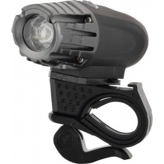 Bike Bicycle USB Rechargeable 360 Degrees Rotatable Powerful LED Front Light