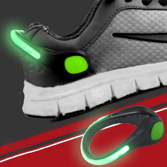 Bike Cycling Sports Running Shoes Wrist Safety Bicycle LED Spot Light
