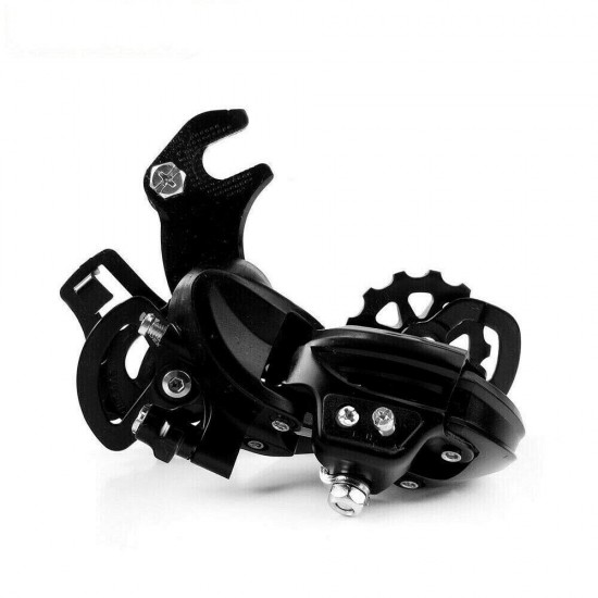Cycle Derailleurs Gear TY300 Part 6/7 Speed Steel Mountain Road Variable Speed