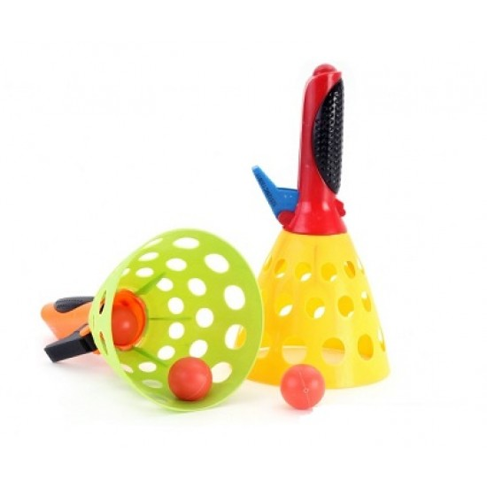 2 Pcs Ball Catching Game