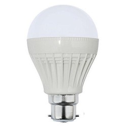 10 PCS - 15W LED Cool White Bulb