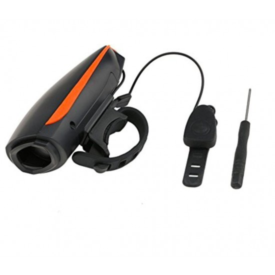 Cycle Electronic Horn Loud 140 DB Electronic Cycling Horns Bicycle Cycle Bike Handlebar Ring Bell Horn- No 7522
