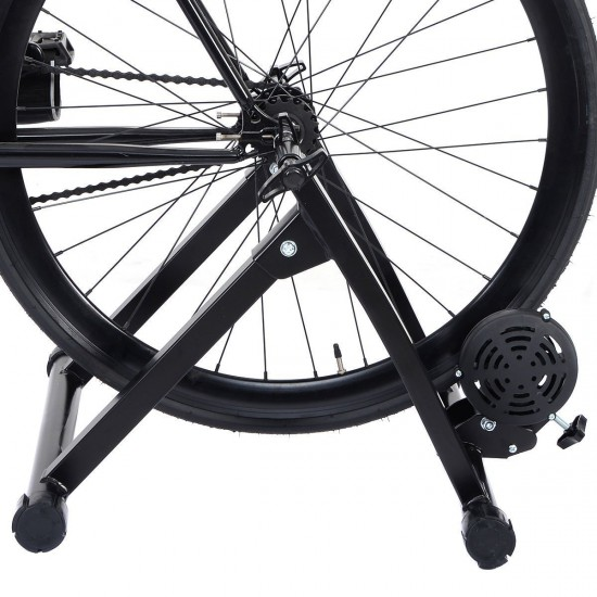Cycle Trainer Stand Indoor, cycle Training Resistance Exercises - Bicycle Stand