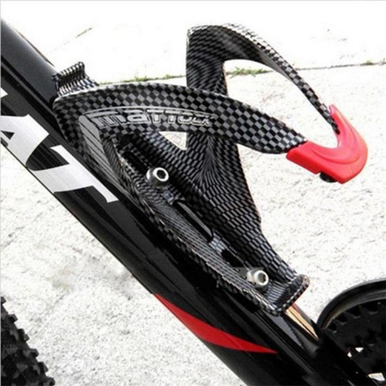 Bike Bicycle Water Drinks Quick Release Cage Bottle Holder