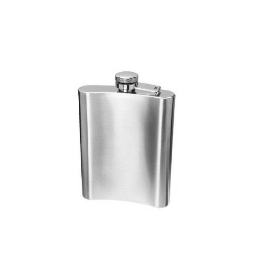 2 Pcs - Protos Hip Flask Stainless Steel for Drinks and Beverages - 200ml