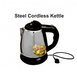 1.7 Liters Stainless Steel Cordless Kettle