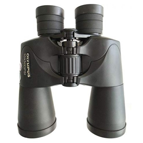 Protos 10 x 50 DPS 10x Magnification Long Range Travel Black Binocular