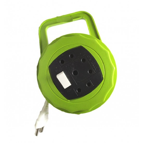 3 Way Electric Spike Protection Power Extension Socket Long Wire Board