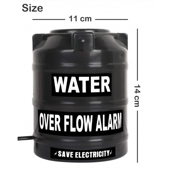 Water tank overflow Automatic High Level Alarm system