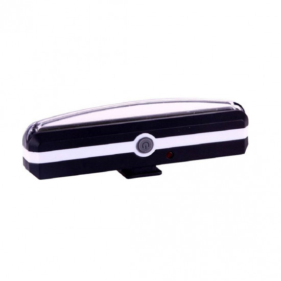 Cycle Front Light Rechargable 360 Degrees Rotating LED, Tail Light 6 modes (Combo)