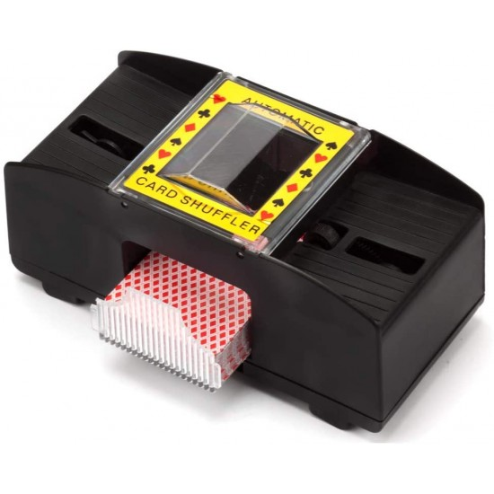Playing Cards Deck Card Shuffler Automatic Machine Casino Poker Cards Accessories