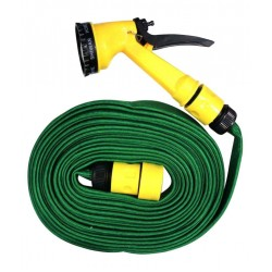 5 Function multi functional water Spray Gun With 7 Mtr Flexible Cord