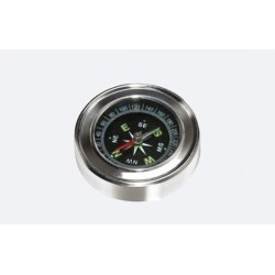 2 Pcs  - Fengshui Vastu Compass Stainless Steel for Navigation Travel Camping