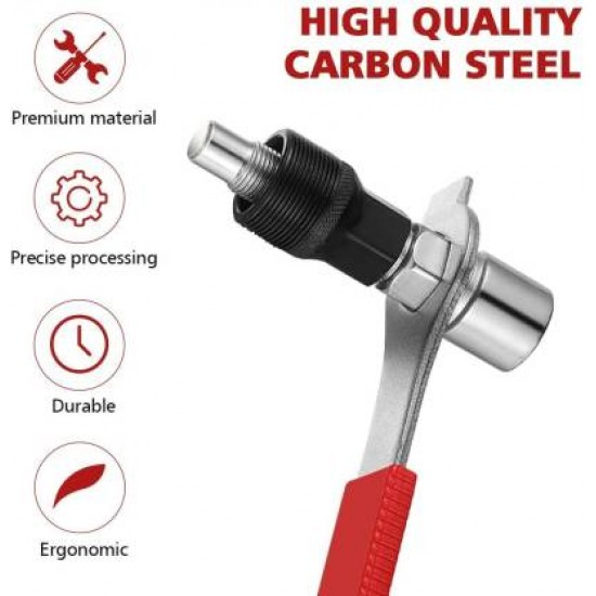 Cycle Crank Extractor Puller Bottom Bracket Removal Bike Bicycle Repair Tools Kit Cycling Crank Opener
