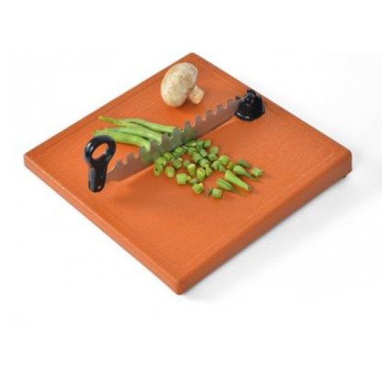 Royal Vegetable Chopping Board With Knife Chopper Slicer Cutter