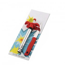 Royal Stainless Steel 2 in 1 Kitchen Gas Lighter + Knife