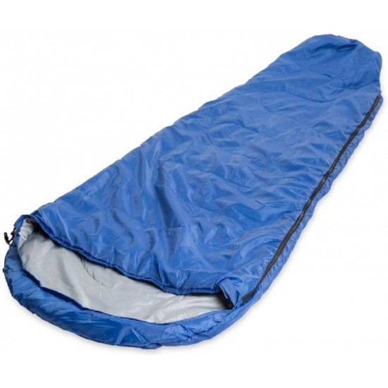 Water proof Hooded Outdoor Travel Camping Single Carry Sleeping Bag