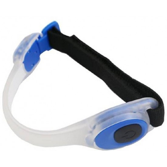 2 Modes Armband Safety Light Flasher For Running Jogging Cycling LED Light